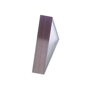 CRL BRP0LY3 Level 3 Bullet Resistant Custom Size Laminated Polycarbonate Panel
