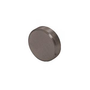 346 Series Aluminum Flat Dark Bronze Anodized End Caps for Wood Cap Railings
