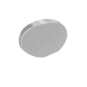 576 Series Left Hand Satin Anodized End Cap