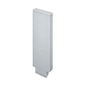 633 Series Aluminum Flat Mill Aluminum End Caps for Wood Cap Railings