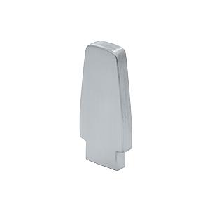 Mill Aluminum 572 Series Aluminum End Cap