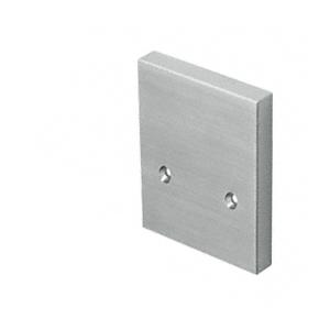 Mill Aluminum End Cap for RG500 Series Base Shoe