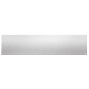 "CRL KP10X4632D 10"" x 46"" Brushed Stainless Kick Plate"