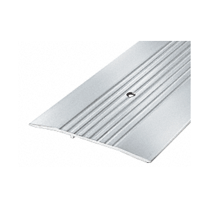 "5"" Aluminum Commercial Saddle Threshold - 36-1/2"" Length"