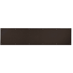 "CRL KP8X3210B 8"" x 32"" Oil Rubbed Bronze Kick Plate"