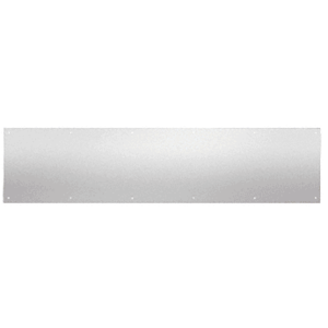 "CRL KP8X4032D 8"" x 40"" Brushed Stainless Kick Plate"