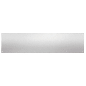 "CRL KP8X4632D 8"" x 46"" Brushed Stainless Kick Plate"
