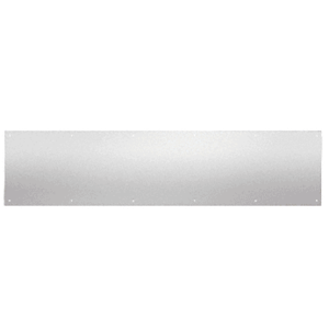 "CRL KP6X3432D 6"" x 34"" Brushed Stainless Kick Plate"