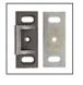 """DETEX V40EBW48 V40 48"""" Alarmed Rim Exit Device - Weatherized (Indoor/Outdoor)"""