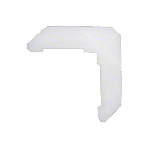 """3/8"""" Plastic Miter Cut Screen Frame Corners"""