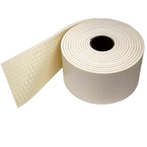 "CRL NAP12 1/2"" Non-Adhesive Foam Shipping Pads - Roll"