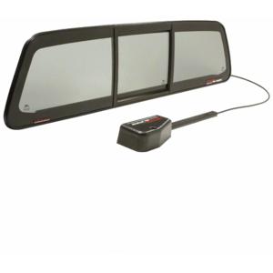 "CRL EPC1585S 2013+ Toyota Hilux ""Perfect Fit"" POWR-Slider - Solar Glass"
