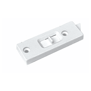 "CRL F2598 Tilt Window Latch with 2"" Screw Holes"