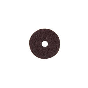 "CRL 7358 Black 5/8"" Diameter Felt Washers"