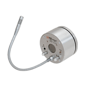 Norcon TTU1DB3 Satin Anodized 12V DC Protection Level 3 Standard B.R. Model Thru-Glass Two-Way Electronic Communicator