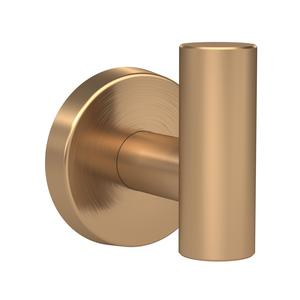 Amerock BH26542BBZ Arrondi Single Robe Hook Golden Champagne Finish