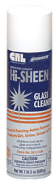 CRL 3371100-1 SOMACA Hi-SHEEN Glass Cleaner - 19 oz Can