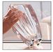 """CRL FGP128 1/2"""" x 1/8"""" Felt Glass Protectors"""