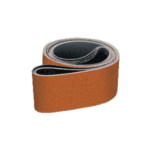 "CRL CRL4X106C0RK 4"" x 106"" Cork Polishing Belts - 2/Box"