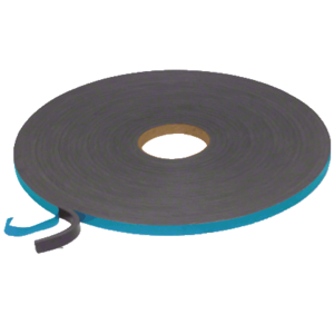 "Norton V210812 1/4"" x 1/2"" V2100 Thermalbond Structural Glazing Spacer Tape"