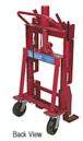 CRL M4R0L Rol-A-Lift Hydraulic Glass Crate Truck
