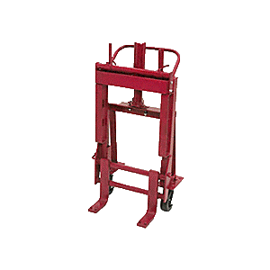 Rol-A-Lift Hydraulic Glass Crate Truck