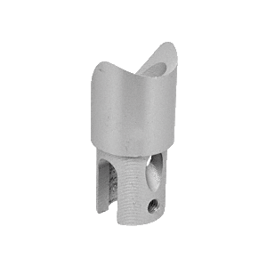 CRL A190T32 Satin Anodized ACRS Obtuse 32 Angled Tee Adaptor