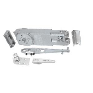 CRL CRL8770S 105 Hold Open Adjustable Spring Power Overhead Concealed Door Closer S-Package
