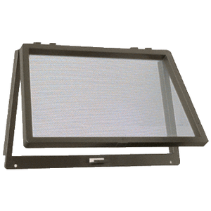 Bronze Plastic Screen Wicket