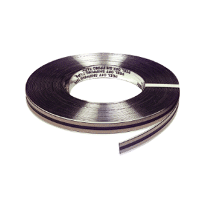 "CRL PRT475CH Chrome 3/4"" Plastic Reflective Tape"