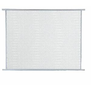 "CRL PG30 Gray 36"" Sliding Screen Door Grille"