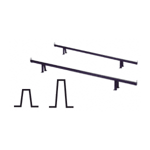 "CRL CR6024 2"" and 4"" Mounting Legs for Load Rails (1-Pair Each)"