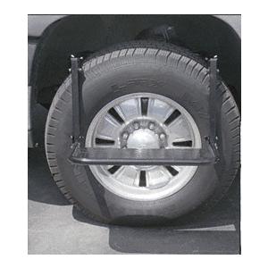 CRL SL493 Wheel Step
