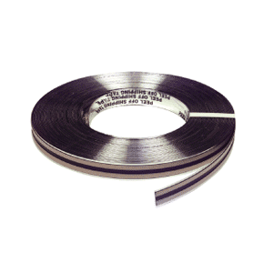 "CRL PRT400CH Chrome 1/2"" Plastic Reflective Tape"
