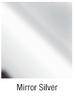 "CRL PRS336 Silver 36"" x 100' Reflective Mirror Window Film"