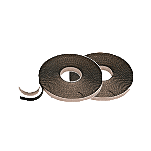 "CRL GT804 Black 1/8"" x 3/8"" 100+ Load Bearing Butyl Architectural Glazing Tape"