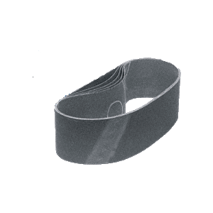 "3"" x 24"" 50X Grit Glass Grinding Belt for Portable Sanders - 10/Bx"