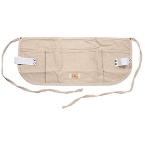 CRL MNC12 5-Pocket Waist Apron