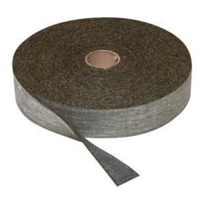 "3/64"" Tuff-Pak Cork and Rubber Glass Setting Tape"