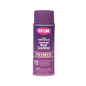 KRYLON KP1317 Rust Primer for Metal