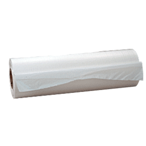 """White 48"""" Category II Shatterproof Safety Tape for Mirrors"""