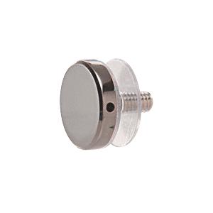 "CRL CAP114GM Gun Metal 1-1/4"" Diameter Standoff Cap Assembly"
