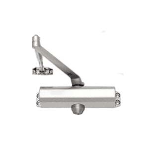 CRL DC54A Aluminum ANSI Grade 1 Spring Size 4 Surface Mount Door Closer
