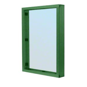 CRL N1V1K KYNAR Painted (Specify) Aluminum Narrow Inset Frame Interior Glazed Vision Window