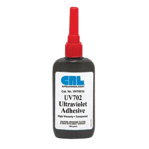 UV702 High Viscosity UV Adhesive - 100g