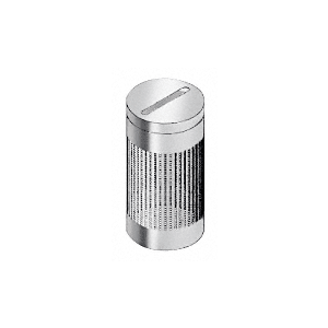 Architectural Polished Stainless Newspaper Receptacles
