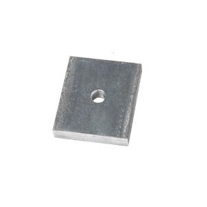 Custom Steel Weld Blocks for Base Shoe