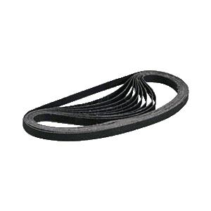 "5/16"" x 18"" 220X Grit Silicon Carbide Abrasive Belt"