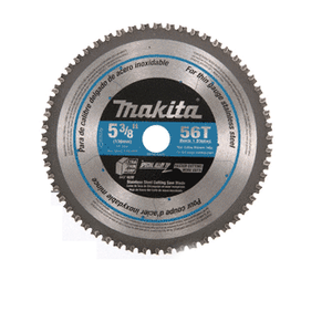 """Makita A90532 12/"""" x 1/"""" Arbor 60 Tooth Carbide Saw Blade for Mild Steel"""