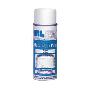 CRL L3900 Black Match-Up Spray Paint